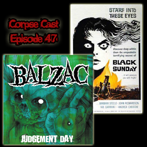 CC Episode 47 - Balzac and Black Sunday